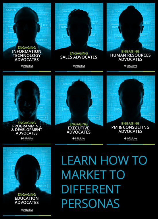 Advocate marketing across verticals