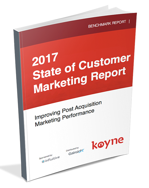 2017 State of Customer Marketing