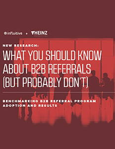 What You Should Know About B2B Referrals (But Probably Don't)
