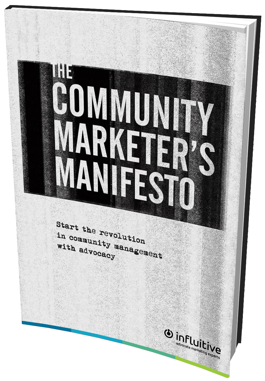 The Community Marketer's Manifesto